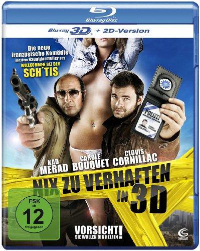 Nix zu verhaften [3D Blu-ray + 2D Version]