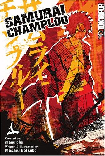 Samurai Champloo Volume 1: v. 1