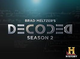Brad Meltzer's Decoded Season 2