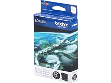 Brother DCP-J 125 (LC-985 BK) - original - Inkcartridge black - 300 Pages