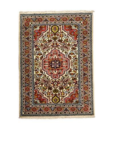QURAMA Teppich Persian Ardebil rot/mehrfarbig 153 x 102 cm