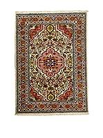QURAMA Alfombra Persian Ardebil Rojo/Multicolor 153 x 102 cm