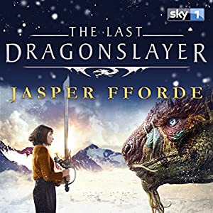 The Last Dragonslayer Hörbuch