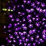 LE Solar Fairy Lights, 7 Meters, Wate...