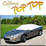- Chevrolet Beretta DuPont Tyvek PopTop Sun Shade - Interior - Cockpit - Car Cover __SEMA 2006 NEW PRODUCT AWARD WINNER__