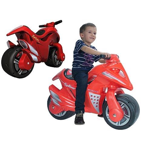 Injusa - 0706071 - Draisienne - Motorbike Spline