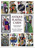 img - for Antique Playing Cards: A Pictorial History book / textbook / text book