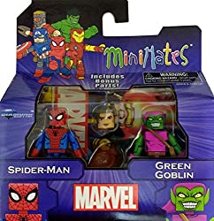 Marvel Minimates Greatest Hits Wave 1 Spider-Man & Green Goblin 2 Pack