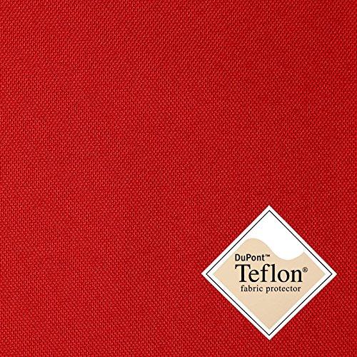 breaker-teflon-couleur-rouge-rot-coupe-vent-hydrofuge-tissu-enduit-polyester-canvas-vendu-au-metre