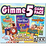 Gimme 5 Game Pack (PC CD)