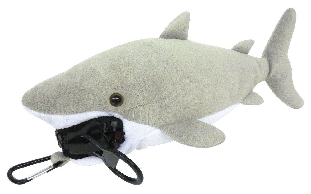 メガジップアニマル ペンポーチ サメ AN-5516783SA
