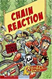 Chain Reaction (Ridge Riders (Graphic Novels)) (1434204839) by Lawrie, Robin