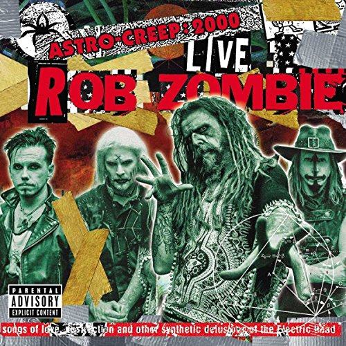 Audio CD : Astro-Creep: 2000 Live Songs Of Love, Destruction And Other Synthetic [+Peso($30.00 c/100gr)] (US.AZ.11.19-0-B079MT2TLZ.387)