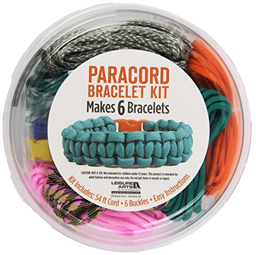 Bright Paracord Kit