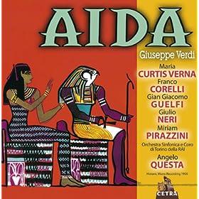 Aida : Preludio to Act 1