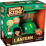 51004 Features: -Cool and bright led light. -Makes fun night time nature sounds. -Classic camp lantern styling. -Campfire Kids collection. Gender: -Unisex. Age Group: -3 to 4 Years/5 to 6 Years/7 to 8 Years/9 to 10 Years/11 to 12 Years/13 Years and up. Dimensions: Overall Height - Top to Bottom: -7.25 Inches. Overall Width - Side to Side: -5.75 Inches. Overall Depth - Front to Back: -5.75 Inches. Overall Product Weight: -0.65 Pounds.