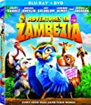 Adventures in Zambezia (Blu-ray/DVD C...