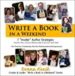 Write a Book in a Weekend: 7 'Insider...
