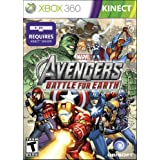 Marvel Avengers: Battle For Earth - Xbox 360 by UBI Soft  (Oct 30, 2012)