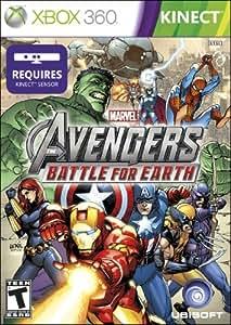 Marvel Avengers: Battle For Earth - Xbox 360