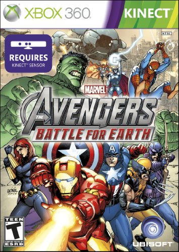 Marvel Avengers: Battle For Earth - Xbox 360 (Marvel Games For Xbox 360 compare prices)