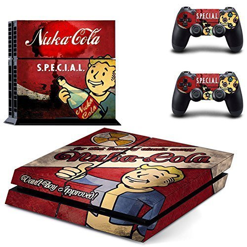 A look at several Fallout 4 skin decals for PS4 and Xbox One - Game