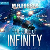 The Edge of Infinity: War Eternal, Book 7 | M. R. Forbes