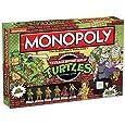 Monopoly: Teenage Mutant Ninja Turtles Collector's Edition Game