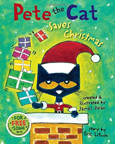Pete The Cat Saves Christmas front-834472