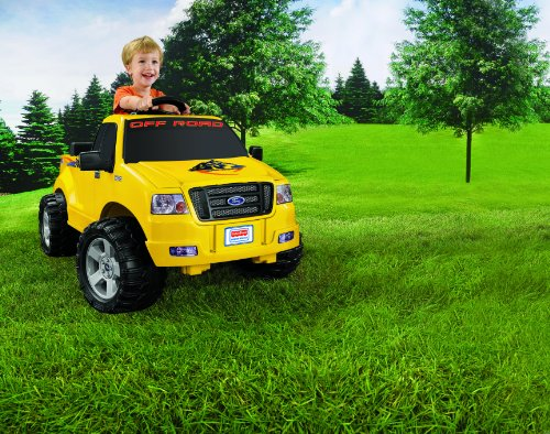 Ford Toys For Boys : Fisher price ride on toys power wheels kids boys children