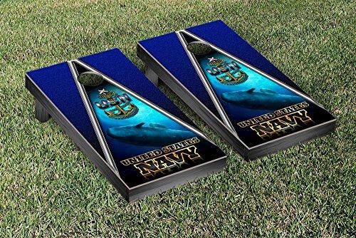 Us Navy Submarine Cornhole Game Set