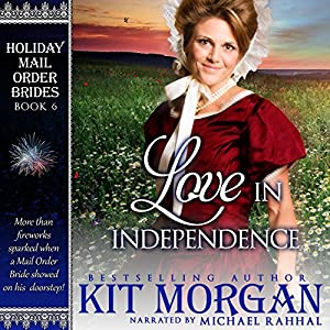 Love in Independence Audiobook