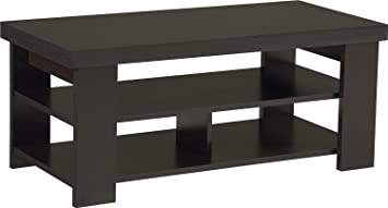 "Generic 47"" Hollow Core TV Stand, Black Forest Finish"