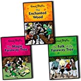 Image of Enid Blyton The Magic Faraway Tree Collection 3 Book Set: The Magic Faraway