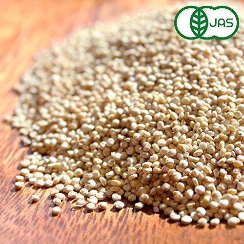 有機JAS 有機キヌア 500g 雑穀 オーガニック 低GI -
