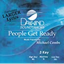 People Get Ready [Accompaniment/Performance Track]