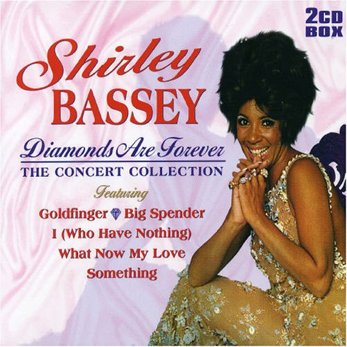 Shirley Bassey - Diamonds Are Forever: The Concert Collection - Zortam Music
