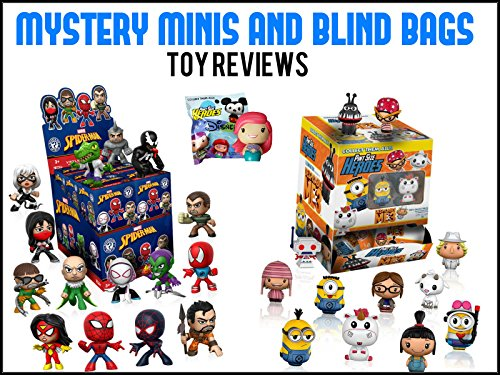 Review: Mystery Minis and Blind Bags Toy Reviews on Amazon Prime Video UK