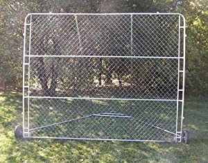 Portable Backstop by Olympia Sports