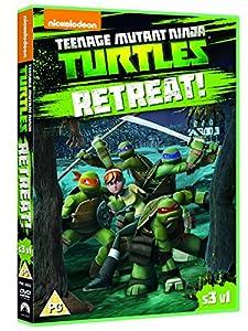 Teenage Mutant Ninja Turtles: Season 3, Vol. 1 - Retreat! [DVD]