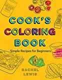 img - for Cook's Coloring Book: Simple Recipes for Beginners book / textbook / text book