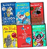 David Walliams David Walliams 4 Books Collection Pack Set RRP: £44.58 (The Boy in the Dress, Mr Stink, Billionaire Boy, Gangsta Granny)