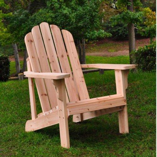 Marina Adirondack Chair Color: Natural