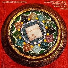 Albinoni adagio in g minor for violin