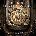 Die Zeitmaschine Hörbuch von Herbert George Wells Gesprochen von: Matthias Ernst Holzmann