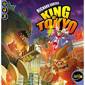 King of Tokyo!