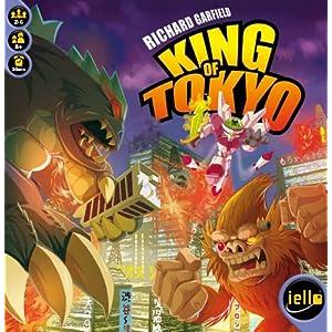 King of Tokyo!