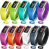 SKYLET for Garmin Vivofit Bands, Colorful Fitness Replacement Bands for Garmin Vivofit 1, NOT for Garmin Vivofit 2/3/JR/HR(No Tracker)