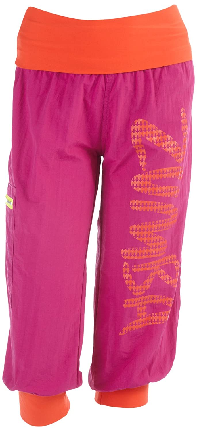 Zumba Fitness Women's Up Down Cargo Capri
