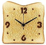 おりある 食品サンプル置き時計 リアルトースト時計 日本製 RGST01